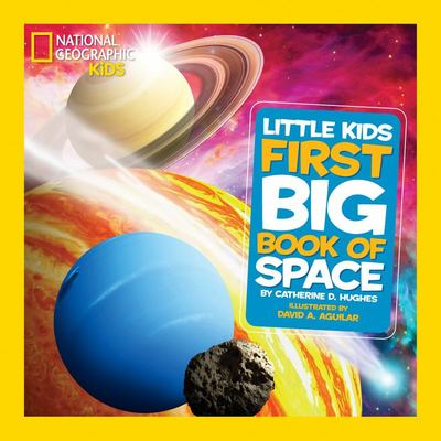First Big Book of Space (National Geographic Little Kids)