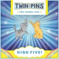 Pin Pals High Five! : 2 Enamel Pins