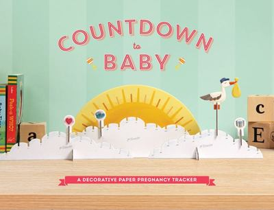 Countdown to Baby : A Decorative Paper Pregnancy Tracker