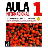 Aula internacional 1 New Edition – Grammar and Vocabulary Companion (English Edition)