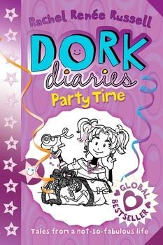 Party Time (Dork Diaries #2)