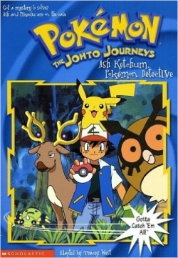Ash Ketchum, Pokemon Detective (Pokemon Chapter Book)