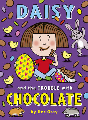 The Trouble with Chocolate (Daisy PB)