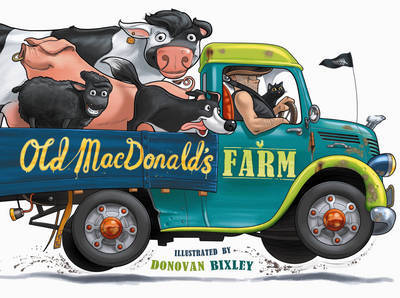 Old MacDonald's Farm (Board)