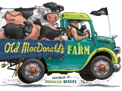 Old MacDonald's Farm