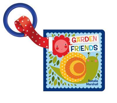 Garden Friends Buggy Book
