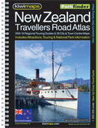New Zealand Travellers Road Atlas