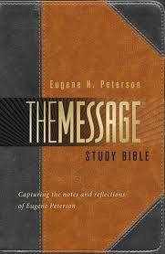 The Message Study BibleCapturing the Notes and Reflections of Eugene H. Peterson