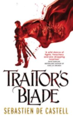 Traitor's Blade (#1 Greatcoats)