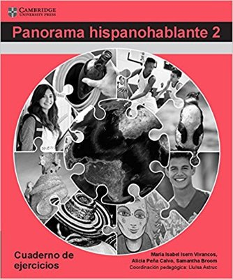 Panorama hispanohablante 2 Workbook (individual copy)