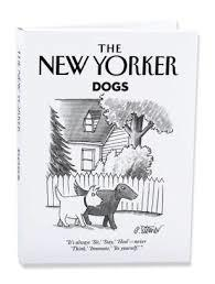 New Yorker Dogs Notecards & Envelopes pk20 (NYNW09)