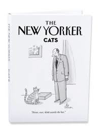 New Yorker Cats Notecards & Envelopes pk20 (NYNW05)