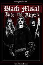 Homepage black metal into the abyss cover tease