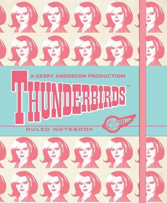 Thunderbirds Lady Penelope Notebook
