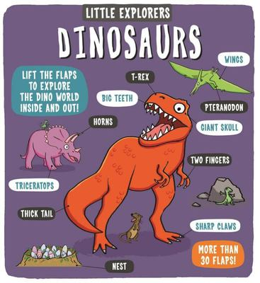 Dinosaurs (Little Explorers)