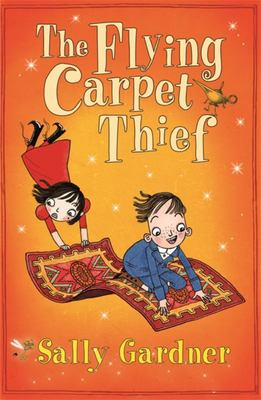 The Flying Carpet Thief (Fairy Detective Agency #5)