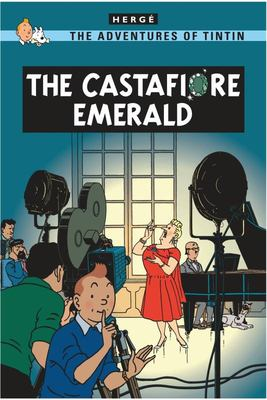 The Castafiore Emerald (#21 Tintin)