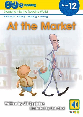 At the Market (Bud-E Reading 12)