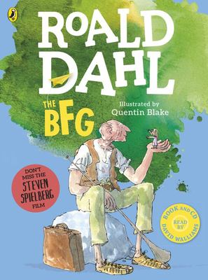 The BFG : colour ed & CD