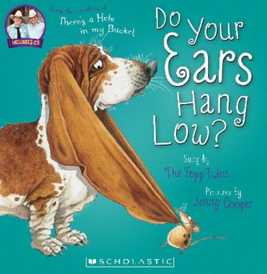 Do Your Ears Hang Low? (Book & CD)