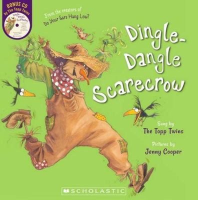 Dingle-Dangle Scarecrow (Book & CD)