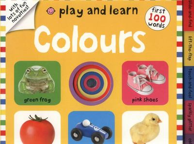 Colours (Play and Learn)