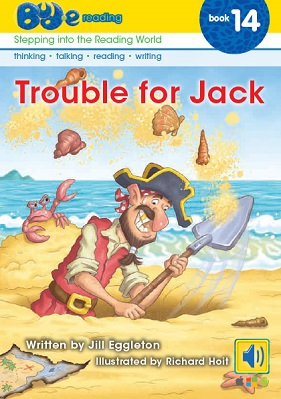 Trouble for Jack (Bud-E Reading 14)
