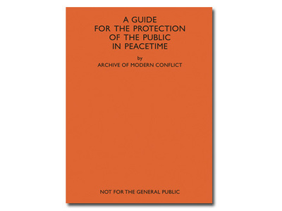 A Guide for the Protection of the Public in Peacetime Amc2 journal Issue 11