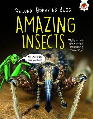 Amazing Insects (Record-Breaking Bugs)