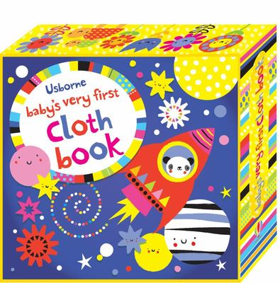 Baby's First Cloth Book (#1)