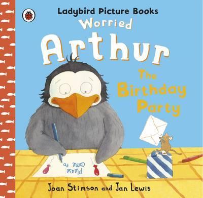 The Birthday Party (Worried Arthur)