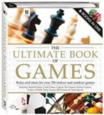 The Ultimate Book Of Games (Binder)