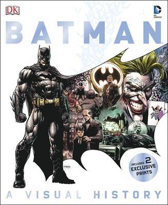 Batman Year by Year (A DK Visual Chronicle)
