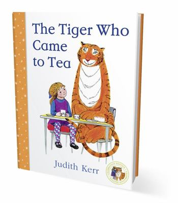 The Tiger Who Came to Tea (Limited Edition)