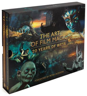 The Art of Film Magic - 20 Years of Weta