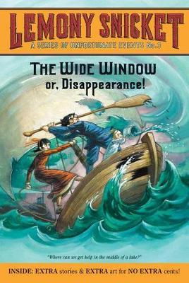 DNO A Series of Unfortunate Events #3: The Wide Window: Or, Disappearance!