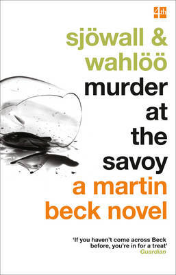 Murder at the Savoy ; bk. 6
