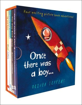 Once There Was A Boy... (Boxed Set)