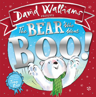The Bear Who Went Boo! (HB)