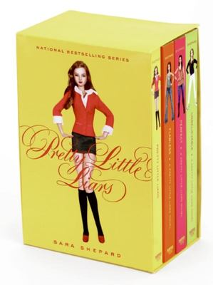 PRETTY LITTLE LIARS BOOK 1 - 4 COLLECTION