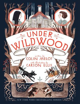 Under Wildwood (The Wildwood Chronicles #2) (US Ed)