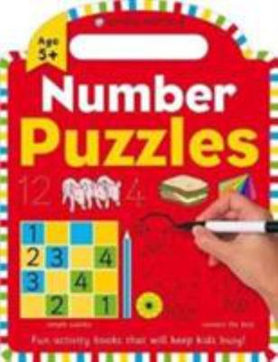 Number Puzzles (Priddy Learning)