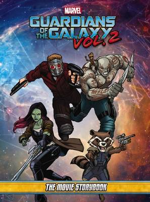 Marvel: Guardians of the Galaxy Vol. 2: Movie Storybook