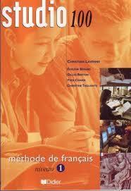 Studio 100 methode de francias Niveau 1 Students book