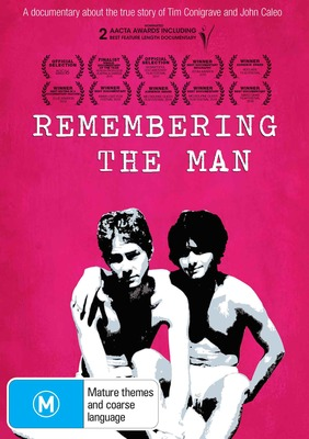 Remembering the Man Dvd