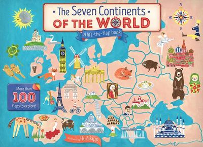 The Seven Continents - Lift-a-Flap