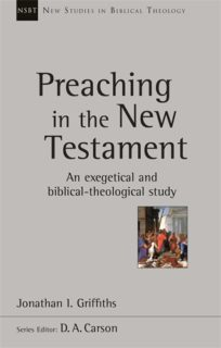 NSBT: Preaching in the New Testament