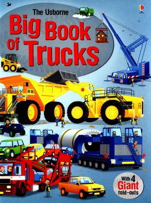 Usborne Big Book of Trucks