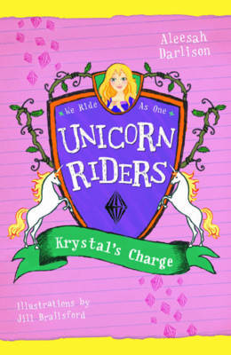 Krystal's Charge (Unicorn Riders #7)