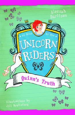 Quinn's Truth (Unicorn Riders #5)